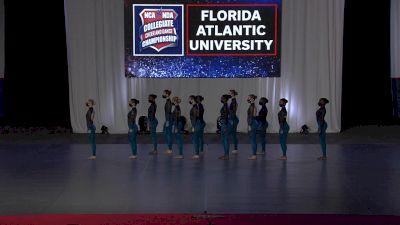 Florida Atlantic University [2021 Team Performance Division IA Prelims] 2021 NCA & NDA Collegiate Cheer & Dance Championship