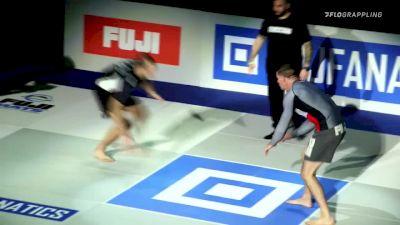 Kyle Boehm vs Jason Rau BJJ Fanatics Submission Only Grand Prix