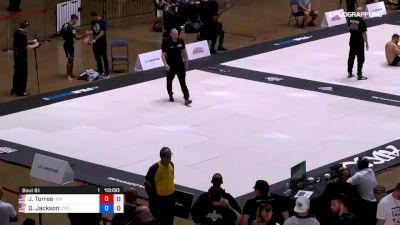 JT Torres vs DJ Jackson 2019 ADCC World Championsips