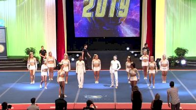 Louisiana Cheer Force - Gold [2019 L5 Senior X-Small Coed Finals] 2019 The Cheerleading Worlds