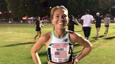 Cory McGee's Move To Colorado Paying Off With 4:05 PB