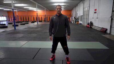 Dustin Schlatter - Leg Lace