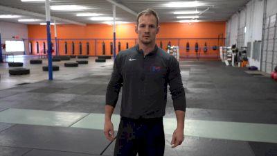 Dustin Schlatter - Fireman's Carry (Inside and Outside)
