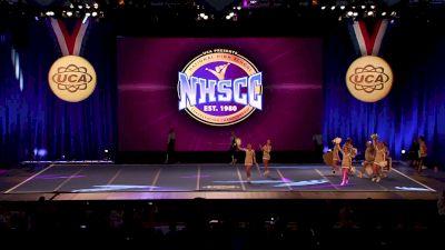 Butler Area High School [2020 Small Varsity Coed Prelims] 2020 UCA National High School Cheerleading Championship
