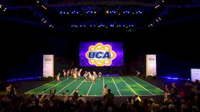 St Scholastica Academy [2020 Junior Varsity Non Tumbling Game Day Finals] 2020 UCA National High School Cheerleading Championship