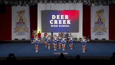 Deer Creek High School [2019 Medium Advanced High School Finals] NCA Senior & Junior High School National Championship