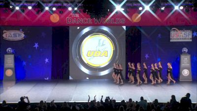 Dancer's Edge Studio - Senior Small Contemporary [2019 Senior Small Contemporary/Lyrical Finals] 2019 The Dance Worlds