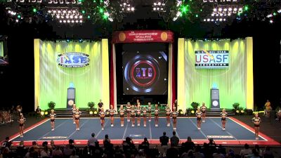 Cheer Central Suns - Midnight [2019 L5 International Open All Girl Finals] 2019 The Cheerleading Worlds