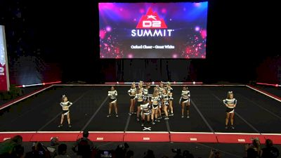 Oxford Cheer - Great White [2019 L3 Small Senior Wild Card] 2019 The D2 Summit
