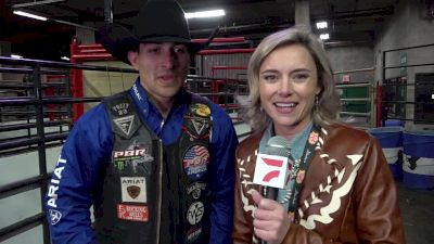 Edgar Durazo Sends A Message Home To Mexico After Winning Round One Of CFR46