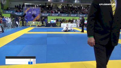 R. Drumgoole vs S> Georgiev 2019 IBJJF European Championship