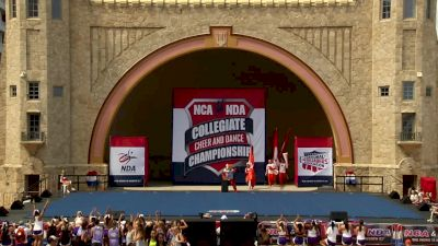 Clemson University [2019 Game Day Division IA Finals] 2019 NCA & NDA Collegiate Cheer and Dance Championship