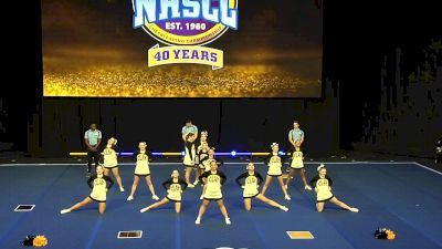 Clay County Middle School [2020 Junior High Non Tumbling Finals] 2020 UCA National High School Cheerleading Championship