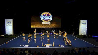 Newberry High School [2020 Large Varsity Coed Non Tumbling Finals] 2020 UCA National High School Cheerleading Championship
