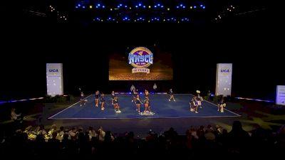 Sumrall High School [2020 Medium Varsity Non Tumbling Semis] 2020 UCA National High School Cheerleading Championship
