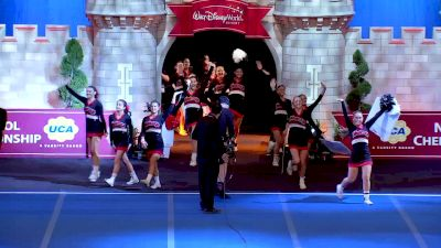 Mount Sinai High School [2020 Large Varsity Division II Finals] 2020 UCA National High School Cheerleading Championship