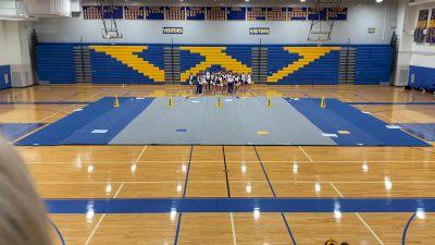 Downingtown West High School [Medium Varsity Coed Game Day Virtual Semi Finals] 2021 UCA National High School Cheerleading Championship