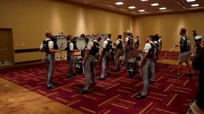In The Lot: The Cavaliers at DCI Prelims