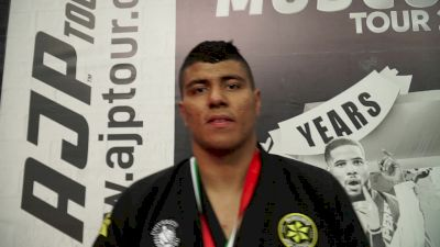 New Black Belt Victor Hugo Realizes Life Dream With Gold In Russia
