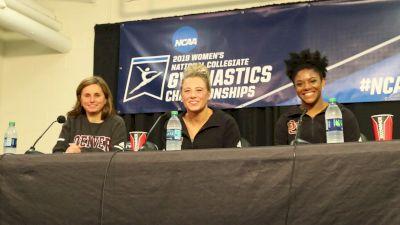 Denver - Final, 2019 NCAA Corvallis Regional Championship