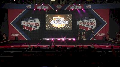 Cheer City United Zeus [2020 L2 Small Junior Day 2] 2020 NCA All-Star Nationals