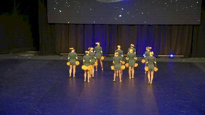 Kickapoo High School [2020 Small Pom Semis] 2020 UDA National Dance Team Championship