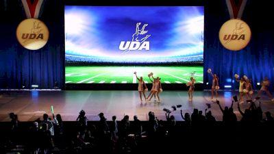 Bearden High School [2020 Large Game Day Finals] 2020 UDA National Dance Team Championship