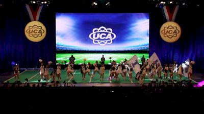 Independence High School [2020 Super Game Day Division I Finals] 2020 UCA National High School Cheerleading Championship