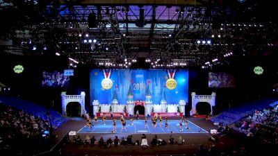 Oak Grove High School [2020 Medium Varsity Division I Finals] 2020 UCA National High School Cheerleading Championship