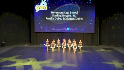 Stevenson High School [2020 Medium Pom Prelims] 2020 UDA National Dance Team Championship