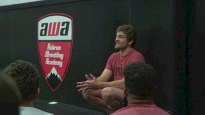 Ben Askren: Never Let Your Guard Down