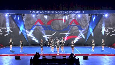 Champion Cheer - Ultraviolet [2021 L2 U17 Day 1] 2021 ACA All Star DI Nationals