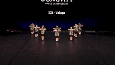 ICE - Voltage [2021 Junior Coed Hip Hop - Large Semis] 2021 The Dance Summit
