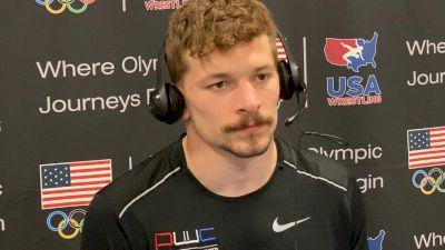 Taylor Lujan: 2021 U.S. National Champion (MFS 79 kg)
