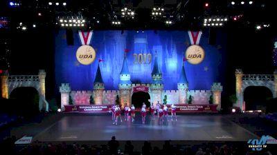 Sacred Heart Academy [2019 Small Pom Finals] UDA National Dance Team Championship