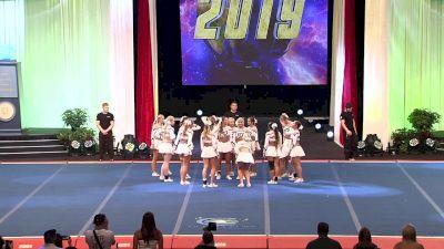 ICE - Golden Girls [2019 L5 Senior X-Small Finals] 2019 The Cheerleading Worlds