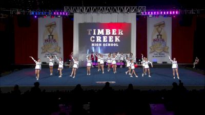 Timber Creek High School [2019 Large Advanced High School Finals] NCA Senior & Junior High School National Championship