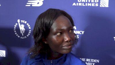 Mary Keitany Confident Ahead Of NYC Marathon Title Defense