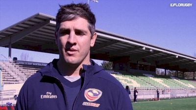New USA Defense Coach Jaque Fourie Joins The Eagles