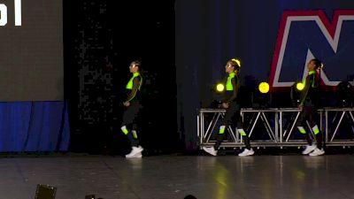 Eaglecrest Varsity Dance Team [2020 Medium Varsity Hip Hop Finals] 2020 NDA High School Nationals