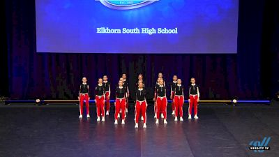 Elkhorn South High School [2019 Medium Hip Hop Prelims] UDA National Dance Team Championship