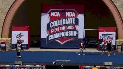 Florida Atlantic University - Owlsley [2019 Mascot] 2019 NCA & NDA Collegiate Cheer and Dance Championship