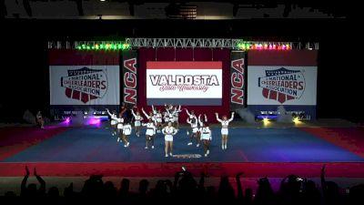 Valdosta State University [2019 Intermediate All-Girl Division II Finals] 2019 NCA & NDA Collegiate Cheer and Dance Championship