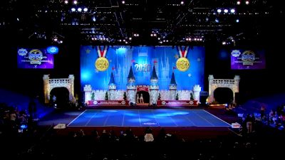 Fossil Ridge High School (CO) [2020 Medium Varsity Division I Finals] 2020 UCA National High School Cheerleading Championship