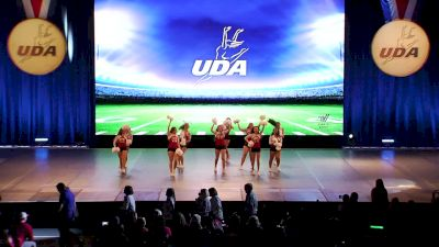 Riverdale High School Dance [2020 Small Game Day Semis] 2020 UDA National Dance Team Championship