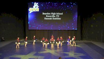 Bearden High School [2020 Medium Pom Prelims] 2020 UDA National Dance Team Championship