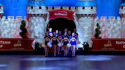 Los Alamitos High School [2020 Small Pom Finals] 2020 UDA National Dance Team Championship