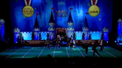 Wichita State University [2020 Open Coed Game Day Semis] 2020 UCA & UDA College Nationals