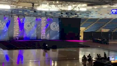 INFiNiTi Athletics - Aqua [Level 1 Mini Small] 2020 The U.S. Finals Virtual Championship