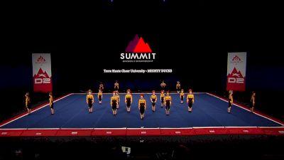 Terre Haute Cheer University - MIGHTY DUCKS [2021 L1 Junior - Small Finals] 2021 The D2 Summit